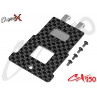 CopterX (CX250-03-04) Carbon Fiber Battery Mounting Plate