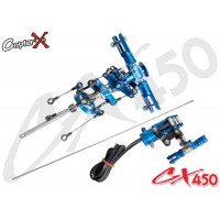 CopterX (CX450-01-00) Main Rotor Head Set
