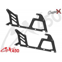 CopterX (CX450-03-06) Carbon Lower Frame