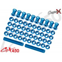 CopterX (CX450-03-08) Frame Hardware Set