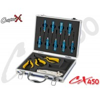 CopterX (CX450-08-17) All-in-one Tools Kit