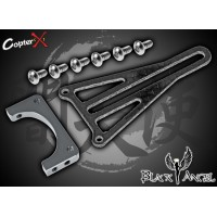CopterX (CX450BA-03-12) Carbon Fiber & Metal Anti Rotation Bracket