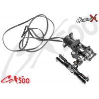 CopterX (CX500-02-00) Metal Tail Rotor Set