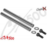 CopterX (CX500BA-01-03) Flybarless Feathering Shaft