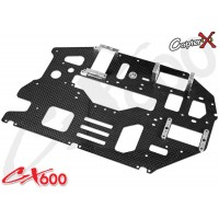 CopterX (CX600BA-03-03) Carbon Main Frame Right