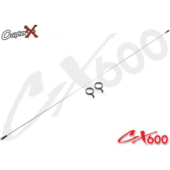 CopterX (CX600BA-07-03) Tail Control Rod Assembly
