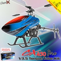 CopterX CX 450PRO V3.5 Torque Tube Version Kit