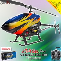 CopterX CX 450PRO V4 Flybarless Torque Tube Version 2.4GHz RTF (Cartoned)